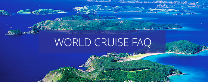 world cruise faq