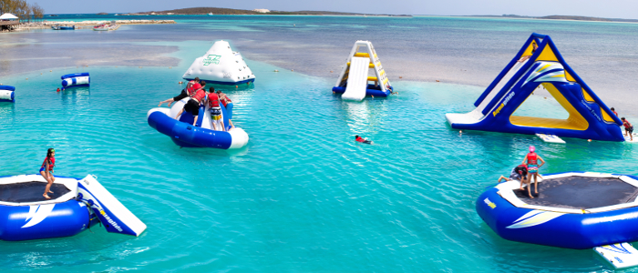 head to cococay for the perfect day iglucruise