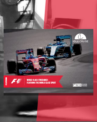 cruise & race brochure