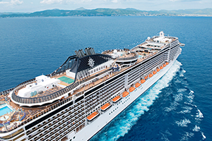 MSC Splendidia F1 Cruise