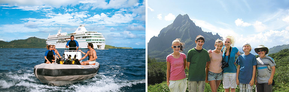 Luxury Cruise Lines: Paul Gauguin