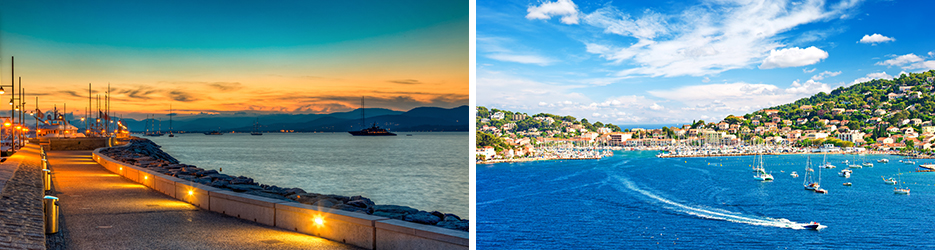 Luxury Cruise Destinations: St Tropez