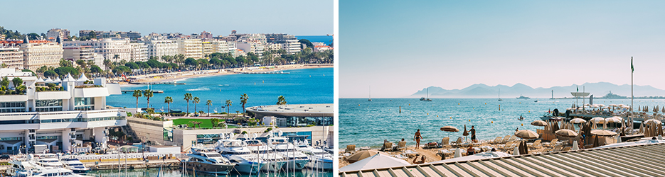 Luxury Cruise Destinations: Cannes