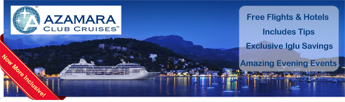 Azamara All Inclusive Cruise