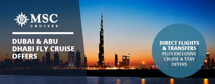 MSC Cruises - Dubai & Abu Dhabi Cruise & Stay Offers ...
