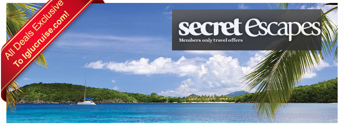 Secret Escapes Cruise Deals