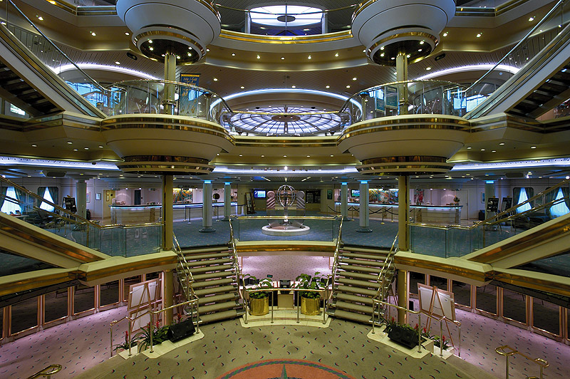Royal Caribbean Crown and Anchor Upgrades