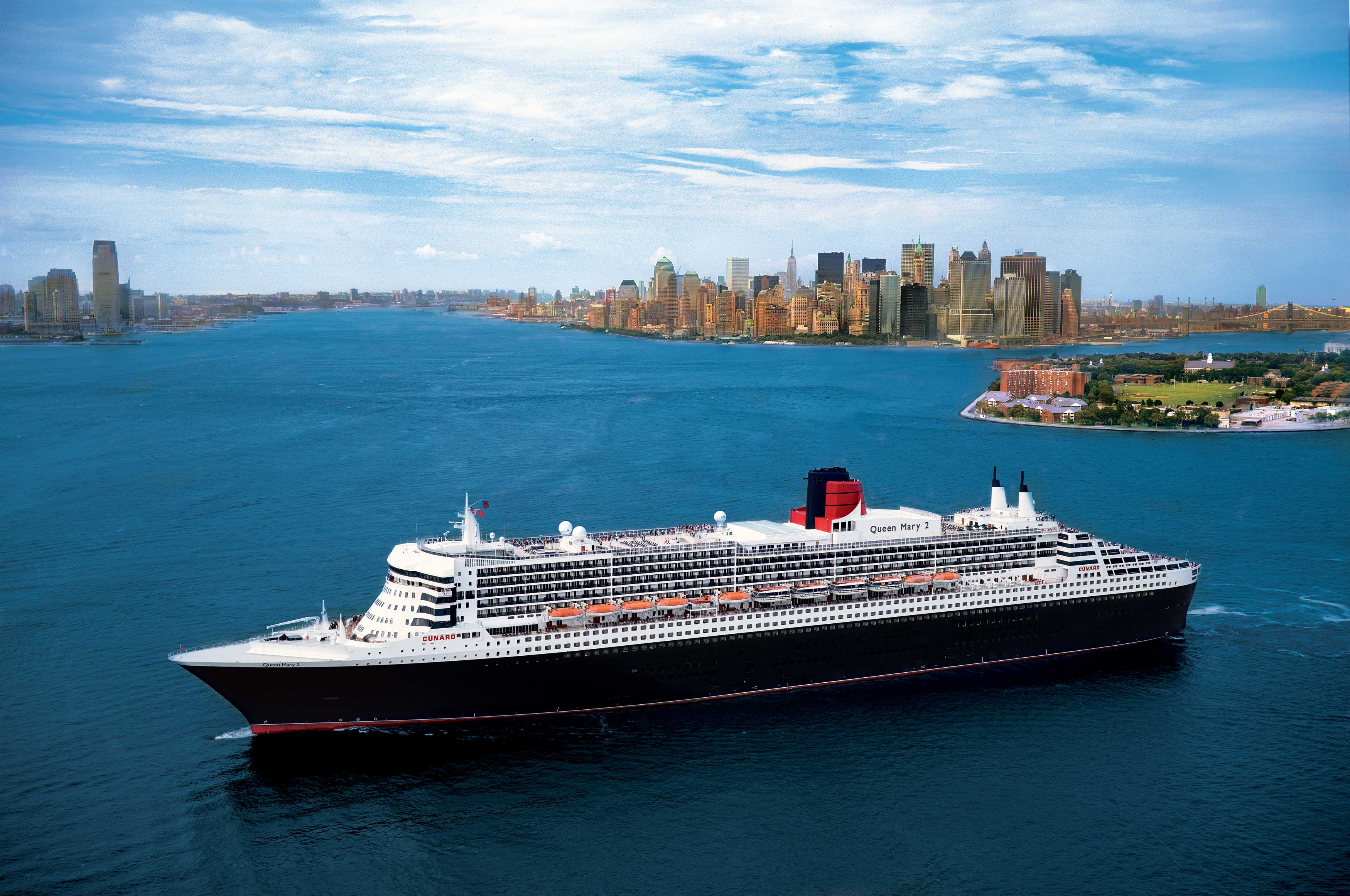 Cunard and P&O Cruises announce sale dates for 2012 World Cruises
