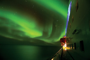 Hurtigruten Increase Northern Lights Charters