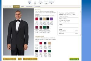 P&O Cruises Launch Men's Black Tie Hire Service