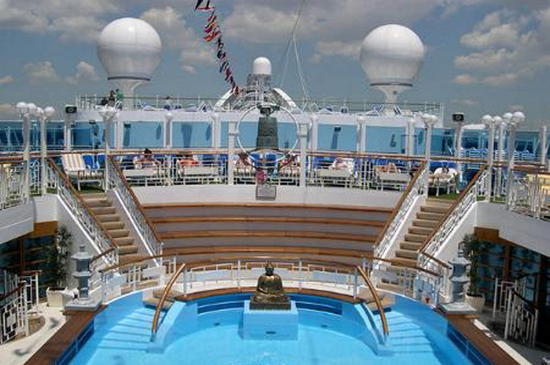 Crown Princess Reviews  Iglucruise