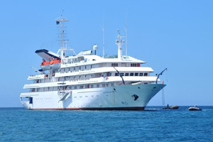 Silversea Acquire Galapagos Expedition Ship