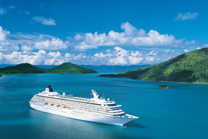 Crystal Cruises Offering Film Star Treatment