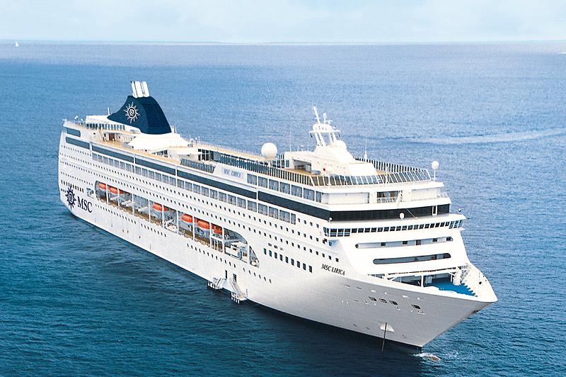 Msc cruises msc cruise holidays for Msc immagini