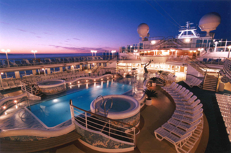 Cape Horn Los Angeles To Rio 31 Nt Golden Princess