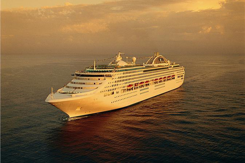 Sea Princess Reviews  Iglucruise