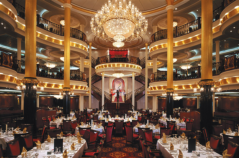 Oasis Of The Seas Main Dining Room Seating Chart
