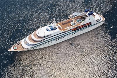 Seabourn Legend