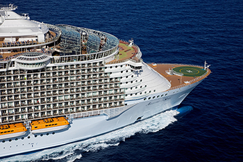 Royal Caribbean Confirm Fourth Oasis-class Ship