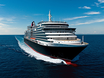 Queen Victoria Refit Brought Forward One Year
