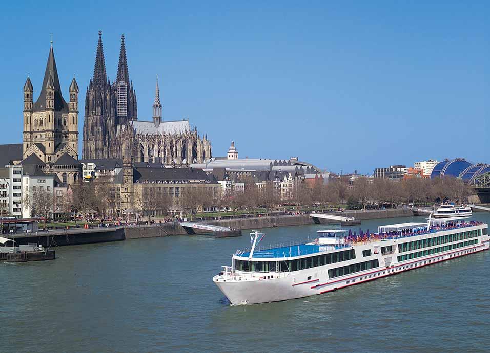 Viking River Cruises And River Cruise Holidays