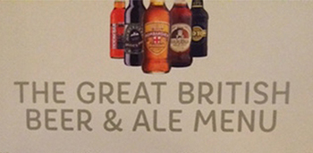 Britannia To Offer British Beers