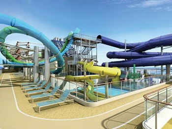 Norwegian Escape To Feature Giant Water Park