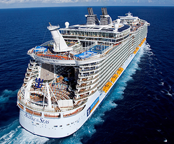 Allure Of The Seas Completes Revitalisation