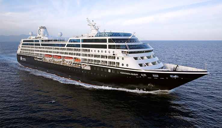 Azamara Quest Review   U.S. News Best Cruises