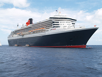 Queen Mary 2 to Undergo Major Refurbishments