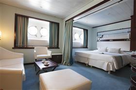 Club Med cabin