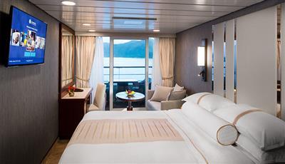 Azamara Club Cruises Club Veranda