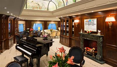 Azamara Club Cruises Drawing Room