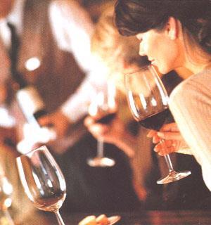 Wine Tasting.