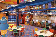 Costa Cruises - Childcare
