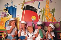 Norwegian Cruise Line - Childcare