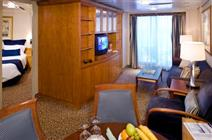 Allure of the Seas cabins