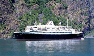 Astoria Cruise Ship By Cruise And Maritime Iglu Cruise