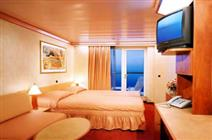 Carnival Miracle cabins
