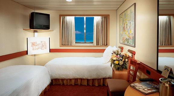 Carnival Sensation Rooms Carnival Sensation Cruise Ship ...  |Carnival Sensation Ocean View