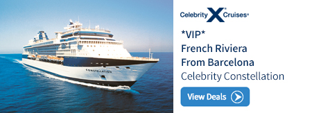 Celebrity Cruises Jet Set Sail