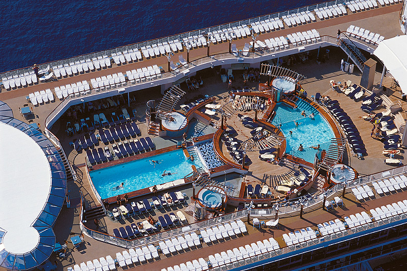 Celebrity equinox deck plans photos