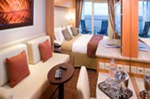 Celebrity Reflection cabins