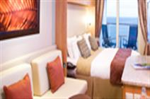 Celebrity Silhouette cabins