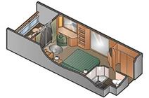 Celebrity Summit cabins