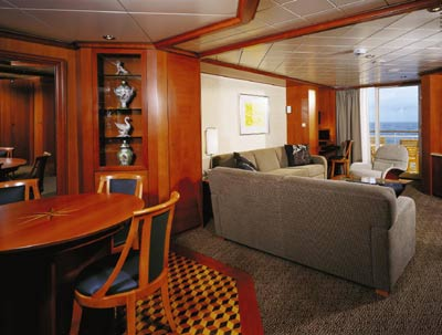 Sky Suite, Cabin Category V6, Celebrity Summit
