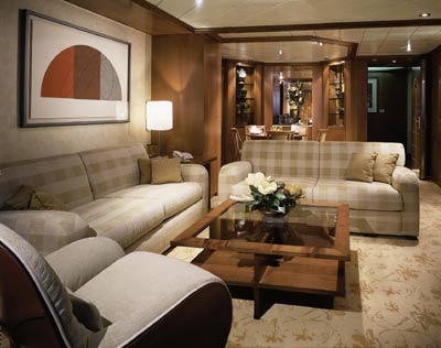Celebrity Summit Cabin 6137 - Category RS - Royal Suite ...