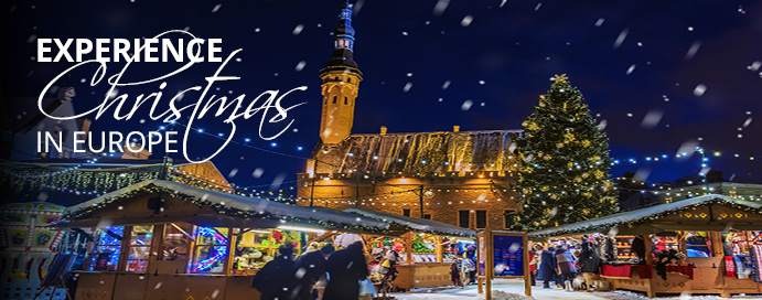 Cruise along the rivers of Europe to join in the festivities and explore the cultural takes on the Christmas holiday. Your river cruise will let you enjoy ...
