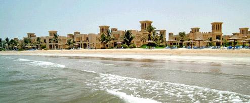 Al Hamra Fort Hotel and Beach Resort