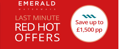 emerald waterways last minute savings